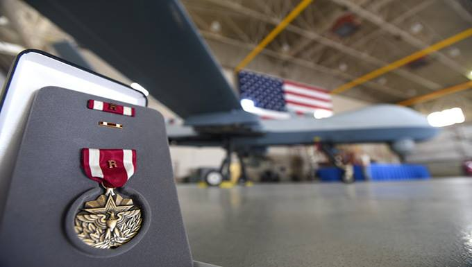 Air Force awards first Remote device: